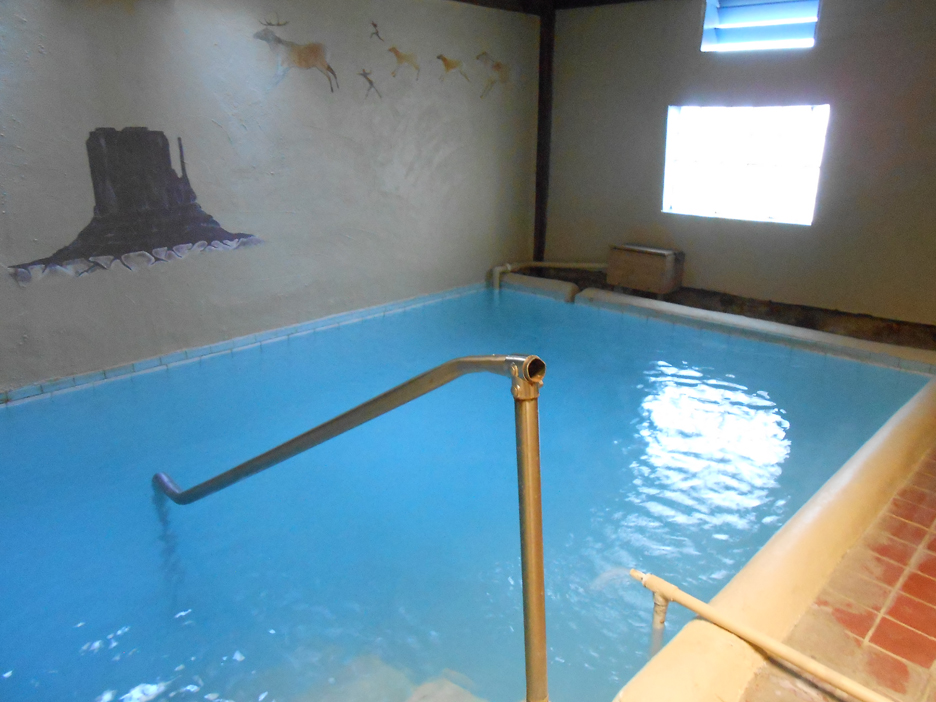 mineral water bath house