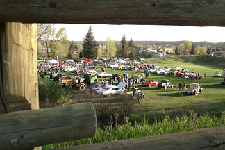 Pagosa Springs Car Show registration